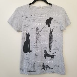 🍂Cats in Art History Graphic Tee